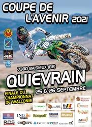 49ème Coupe de l'Avenir Motocross à Baisieux