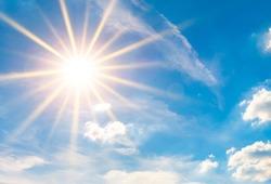 Avertissement forte chaleur et pics d'ozone