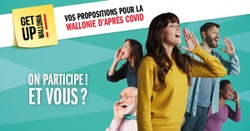 Consultation citoyenne Get up Wallonia !