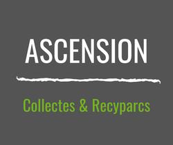 Fermeture du recyparc et collecte PMC/papiers-cartons