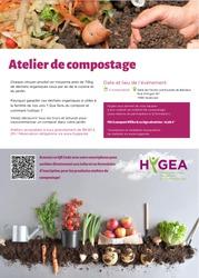 Formez-vous au compostage avec Hygea !
