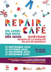 La reprise du Repair Café, sur rendez-vous !