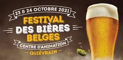 La 6ème édition du Festival des Bières Belges aura lieu !