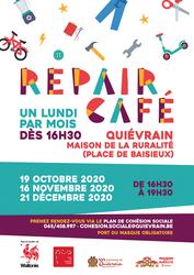 Le Repair Café sur rendez-vous !