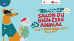 Le Salon du Bien-Être Animal, les 6 et 7 novembre prochains !