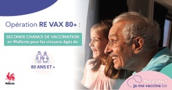 Opération Re Vax 80+ du 20 au 30 avril
