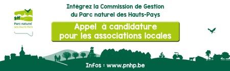 Renouvellement de la Commission de Gestion du PNHP