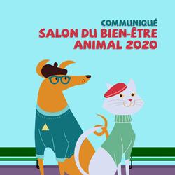 Salon du Bien-être Animal : communiqué